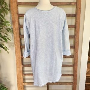CP Shades Tops - CP Shades French Terry Tunic
